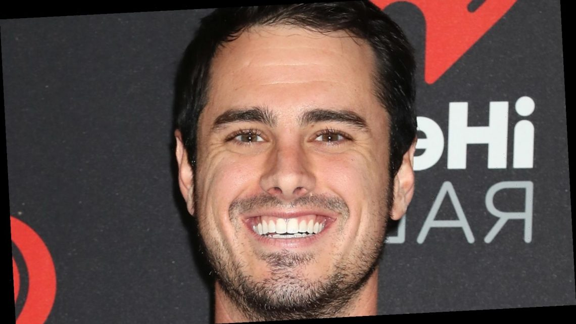 How Ben Higgins Lost 30 Pounds While Filming The Bachelor