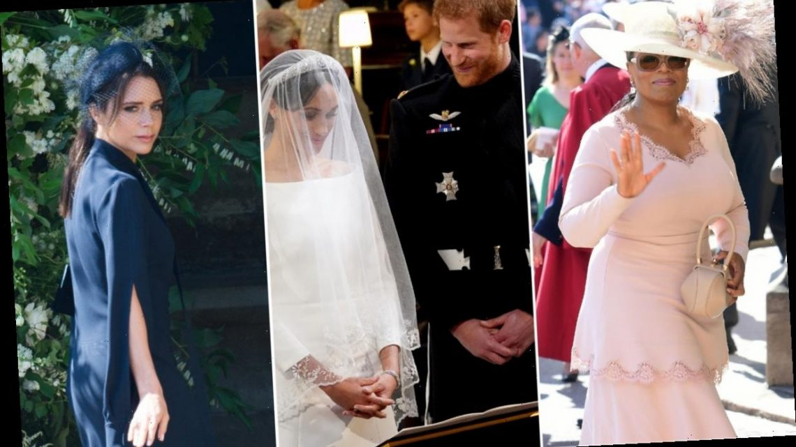 What Prince Harry and Meghan Markle's royal wedding was really like – as told by insiders
