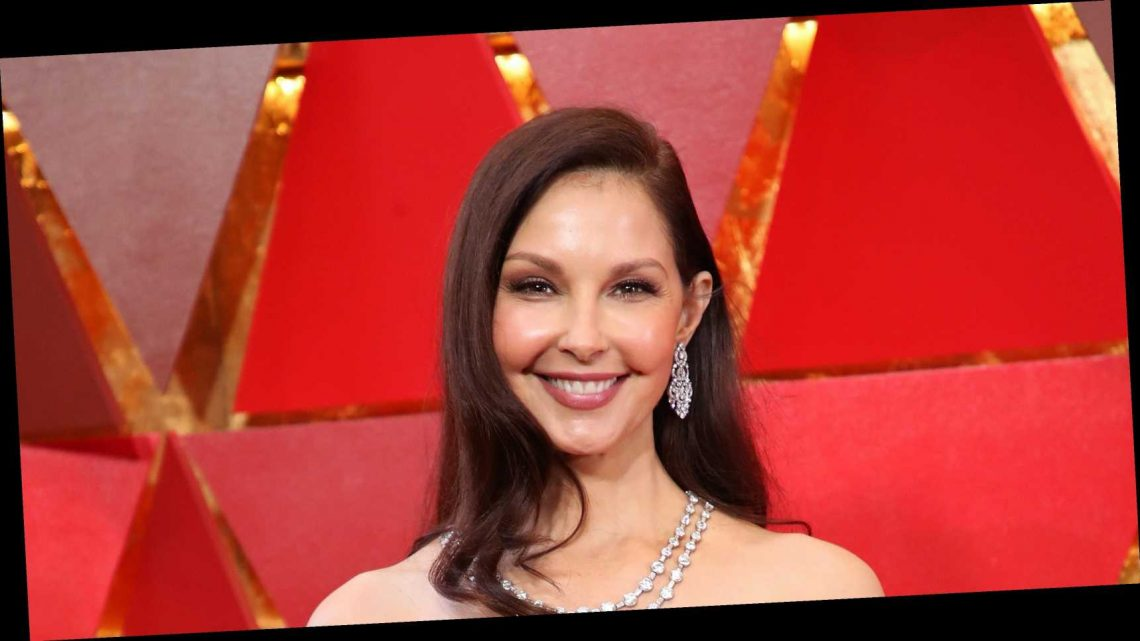 Ashley Judd shatters leg in rainforest, more celeb news ICYMI this week