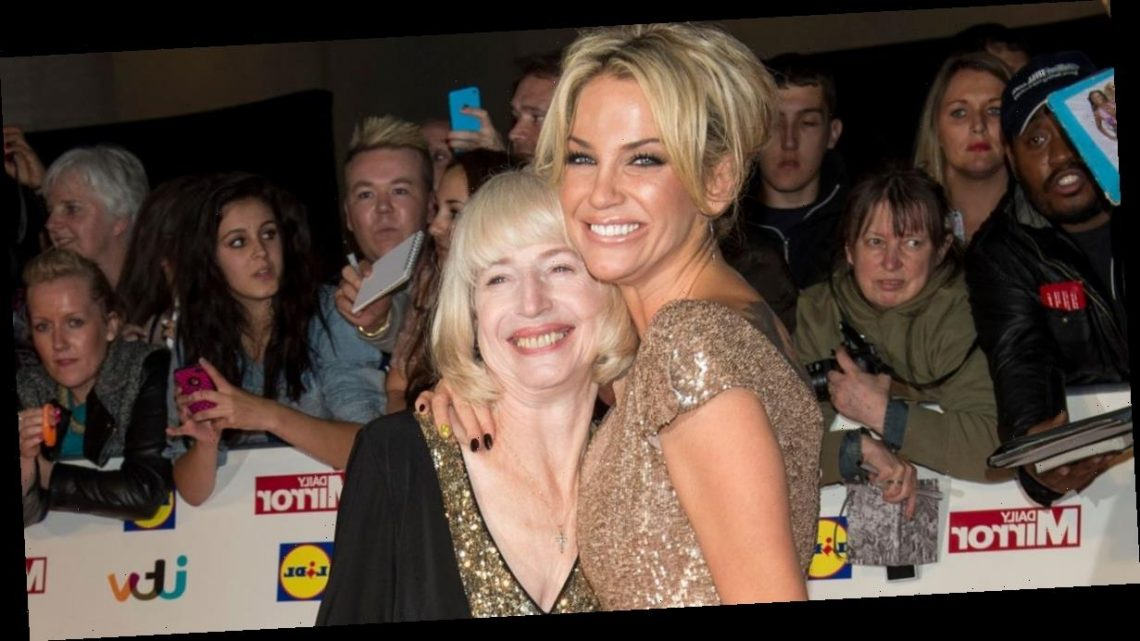 Sarah Harding reveals 'comfort' that she will 'probably die before her mum Marie' amid cancer battle