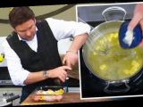 James Martin shows how to make a quick and easy fish pie on Saturday Morning