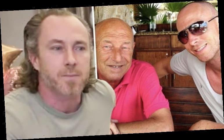 James Jordan left heartbroken as dad dies after cancer diagnosis 'I will forever miss him'