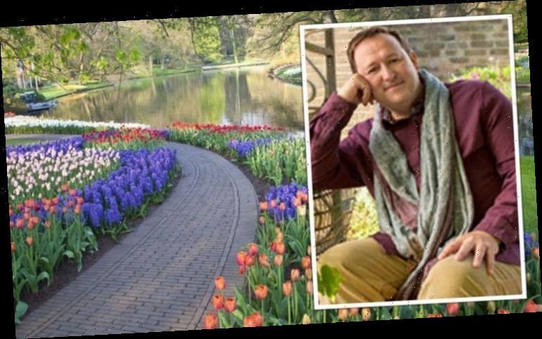 Gardening expert Mark Lane shares his tips for building an accessible garden pathway