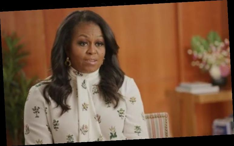 Michelle Obama 'choosing her words carefully' while offering 'advice' to Meghan and Harry