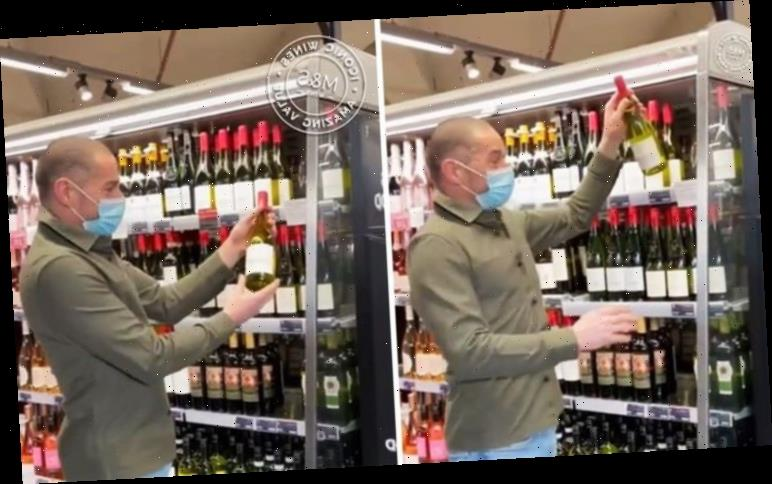 M&S shares First Dates host Fred's favourite wine and shoppers are thrilled