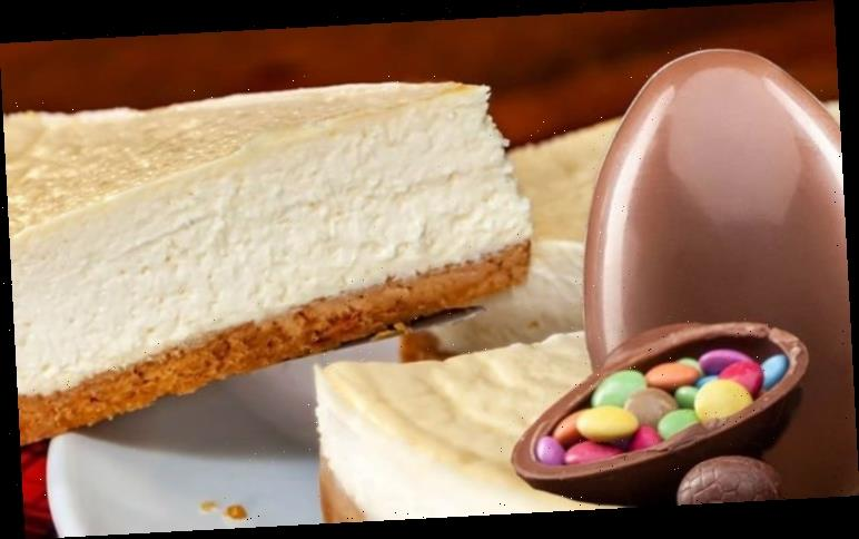 Easter egg cheesecake recipe: How to make the perfect Easter egg cheesecake