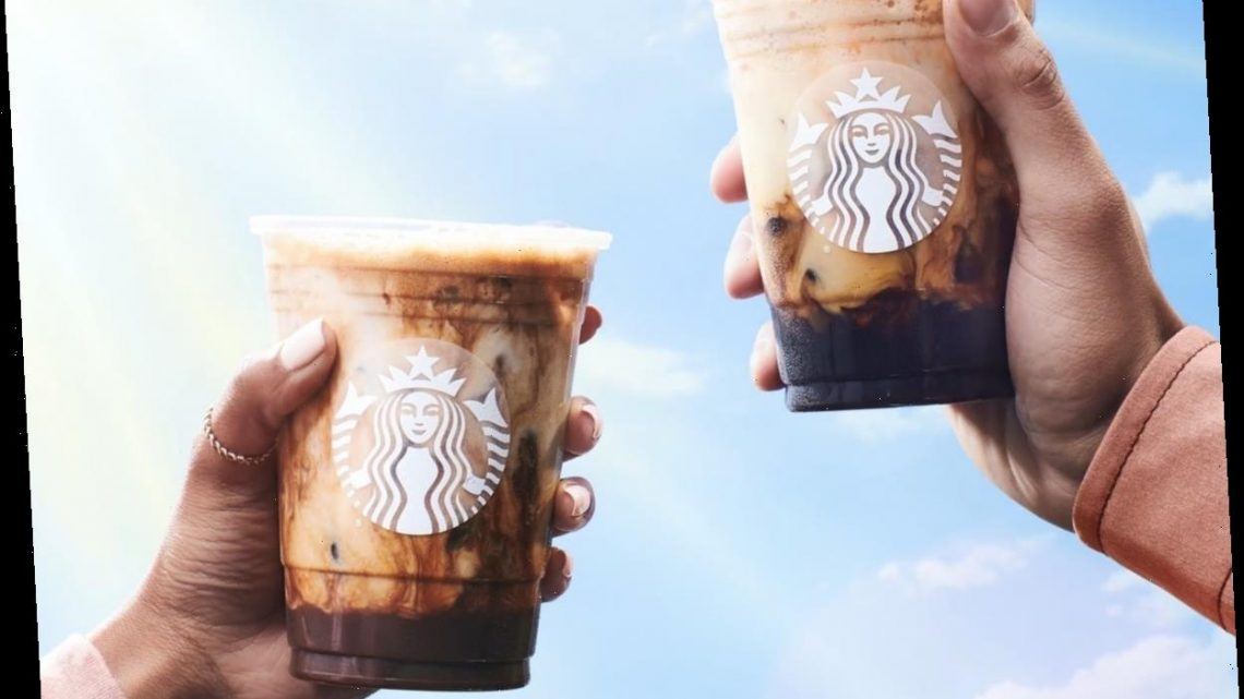 What Is Starbucks' Iced Shaken Espresso? The Drink Lineup Is A Twist On A Classic Sip