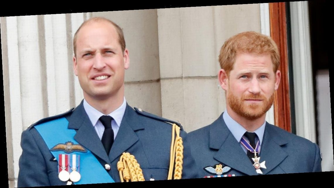 Prince Harry and William chat for first time since explosive Oprah interview but it was 'unproductive'