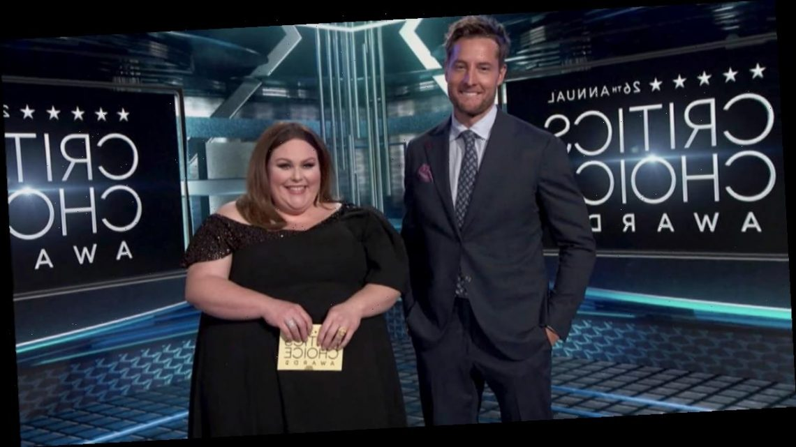 """Chrissy Metz Knew Where to Go For a Sexy, Comfortable LBD: """"We Embrace Designers That Are Size Inclusive"""""""