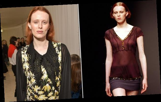 Supermodel Karen Elson says she was told she was 'ugly'