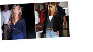 31 Times Jennifer Aniston Made Jeans Look Chic as Hell — Even in Lockdown