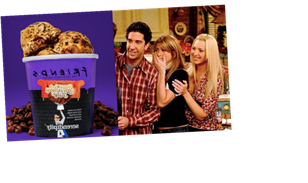 Here's Where To Buy Serendipity's 'Friends'-Inspired Ice Cream For A Taste Of Central Perk