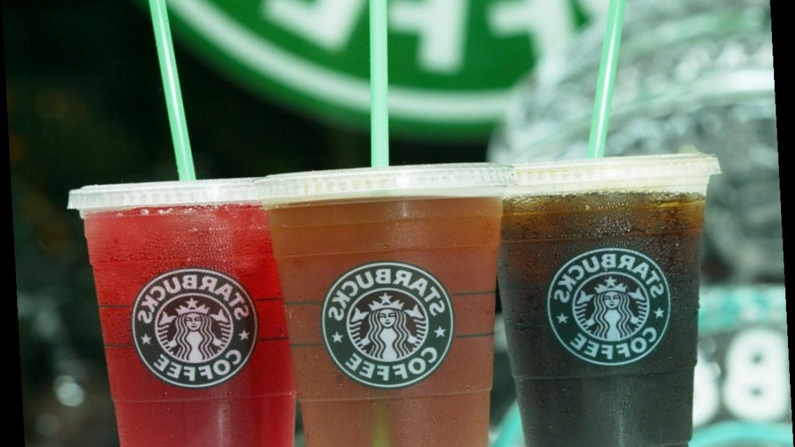 Are Starbucks' Iced Teas Sweetened? The Chain Made A Big Change