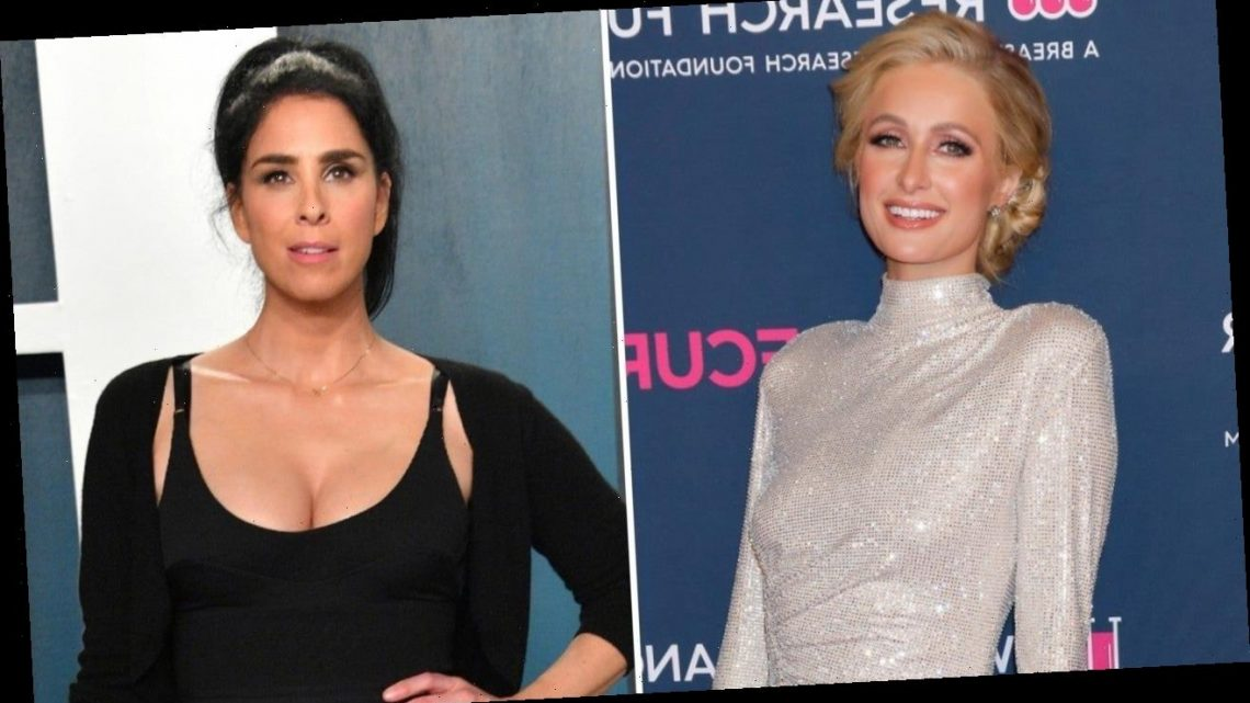 Paris Hilton says she was 'shocked' by Sarah Silverman's apology for 2007 joke