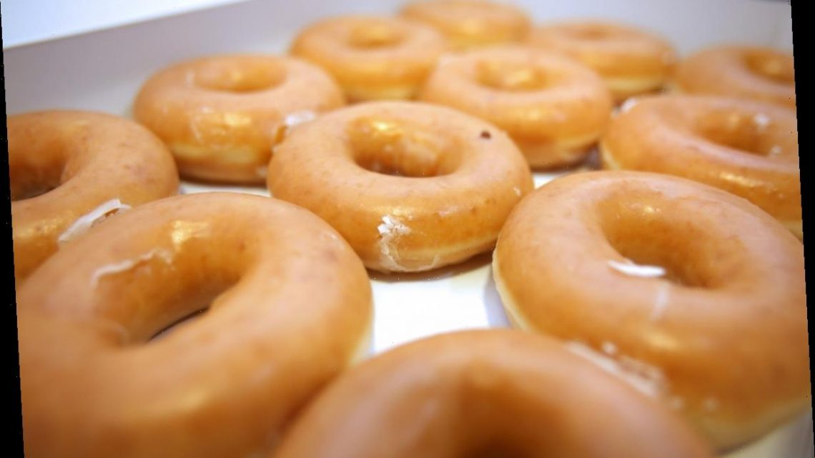 Here's How To Get Free Krispy Kreme Doughnuts In 2021 For A Sweet Treat