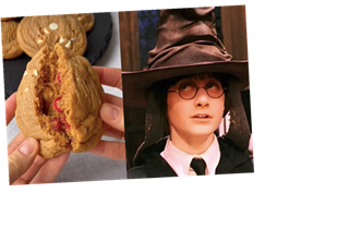 'Harry Potter' Sorting Hat Cookies Are A Sweet Way To Find Your Hogwarts House