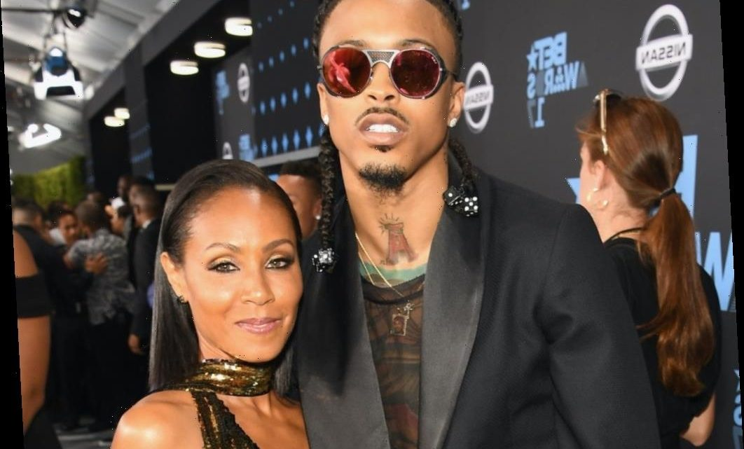 August Alsina Responds to Comments About Jada Pinkett Smith Affair