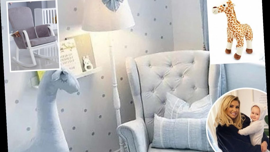 How to save THOUSANDS on a celeb-inspired nursery – from Khloe Kardashian to Sam Faiers & Mrs Hinch