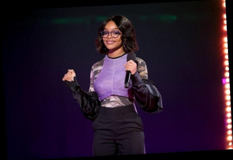 Marsai Martin Talks Fighting To Cast All Brown-Skinned Girls In Her New Project