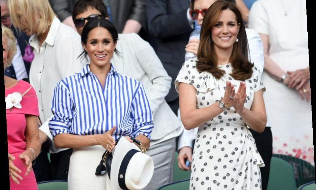 Are Meghan Markle and Kate Middleton Friends Now?