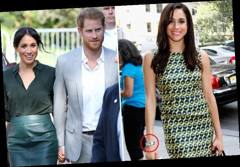Meghan Markle has a £4,800 Cartier watch she plans to gift her baby if it's a girl