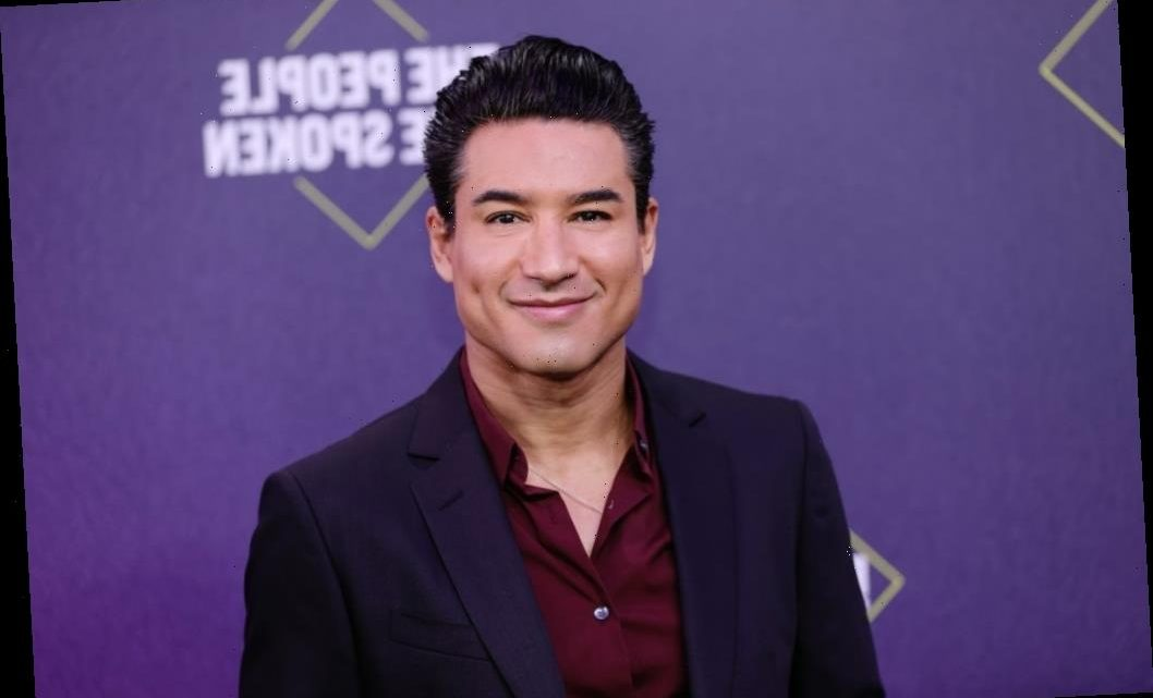 Mario Lopez Got In a 'Fight' With This Celebrity Right Before They Presented an Award Together