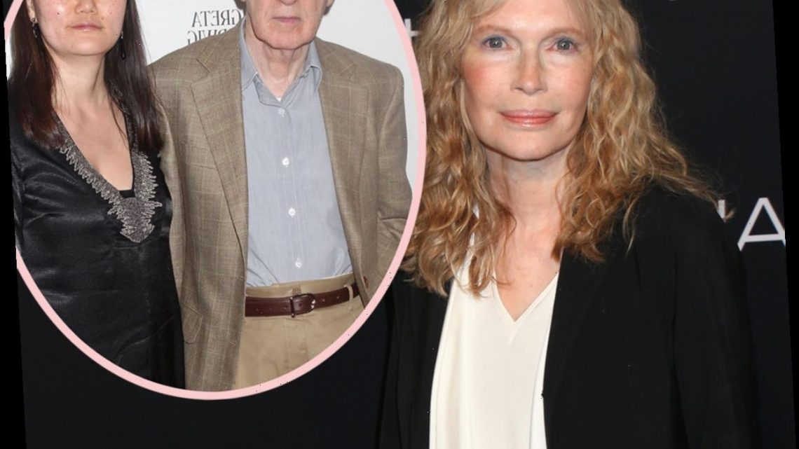 Mia Farrow Stopped Bringing Dates Home Out Of Fear They Would Fall In Love With Her Children