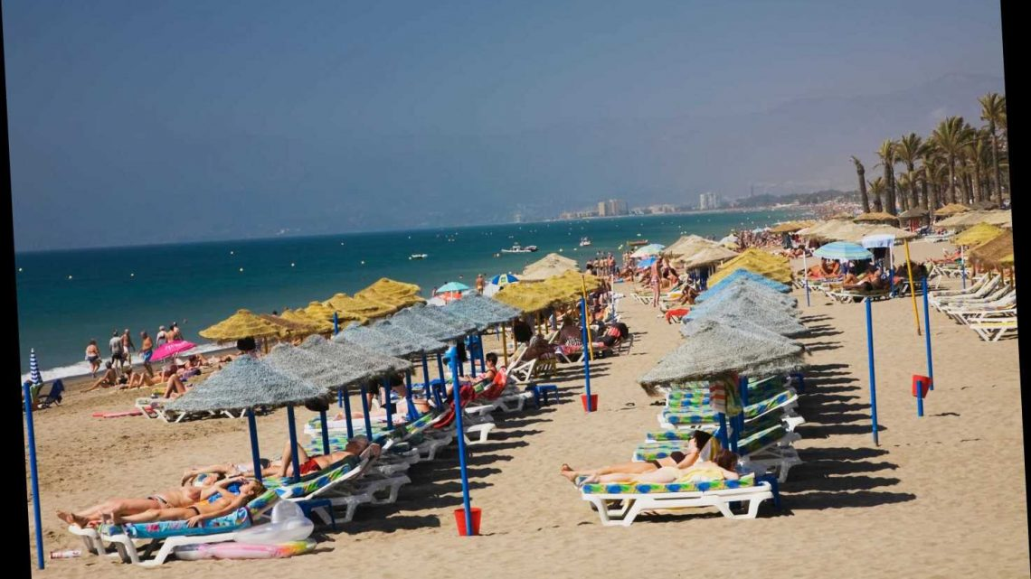 Spain will lift travel ban on UK travellers from March 30