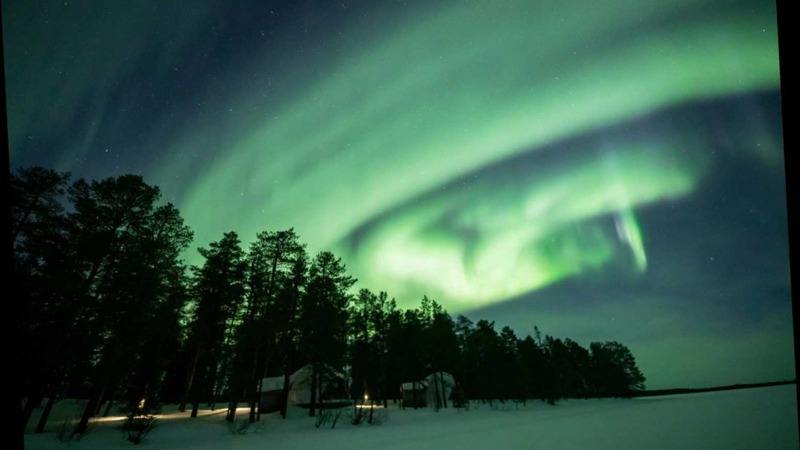 You can see the Northern Lights with holidays from £275pp including flights and hotels