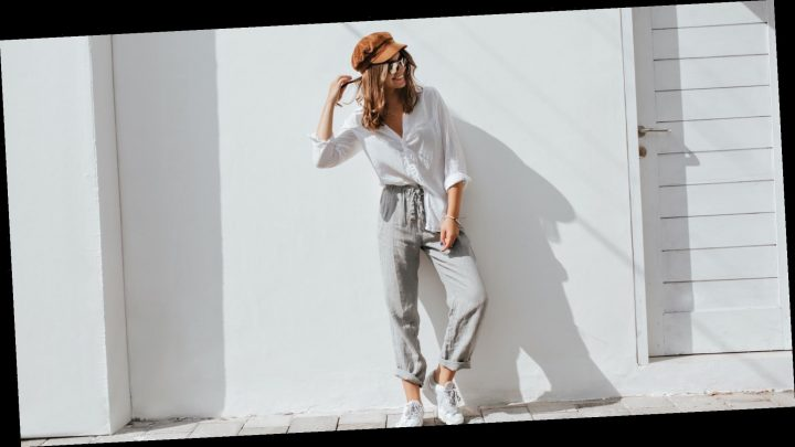 These Pants Just Might Be the Most Stylish Joggers for Spring