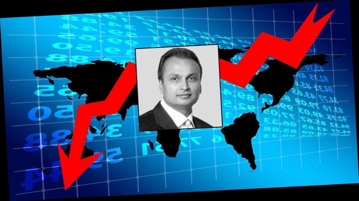 Fall Of Billionaire Anil Ambani