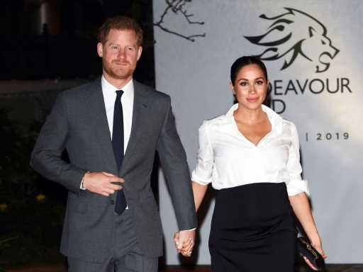 Meghan Markle Calls Out Staff Bullying Accusations as a Buckingham Palace 'Smear Campaign'
