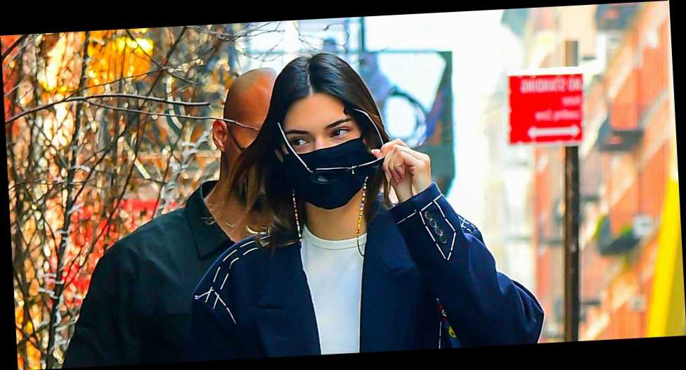 Kendall Jenner Has Left Home and Moved to a Safe Location With Armed Security