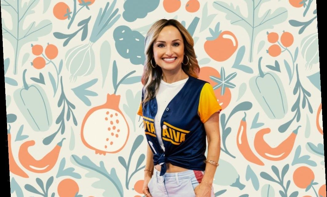 Giada De Laurentiis Shared a New Way to Serve Your Risotto & It's Not What You Expected