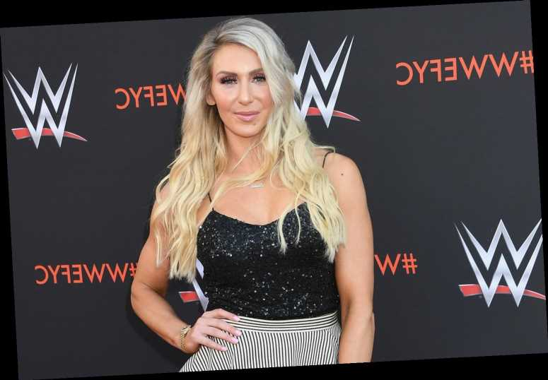 WWE Champion Charlotte Flair Reveals She Tested Positive for COVID