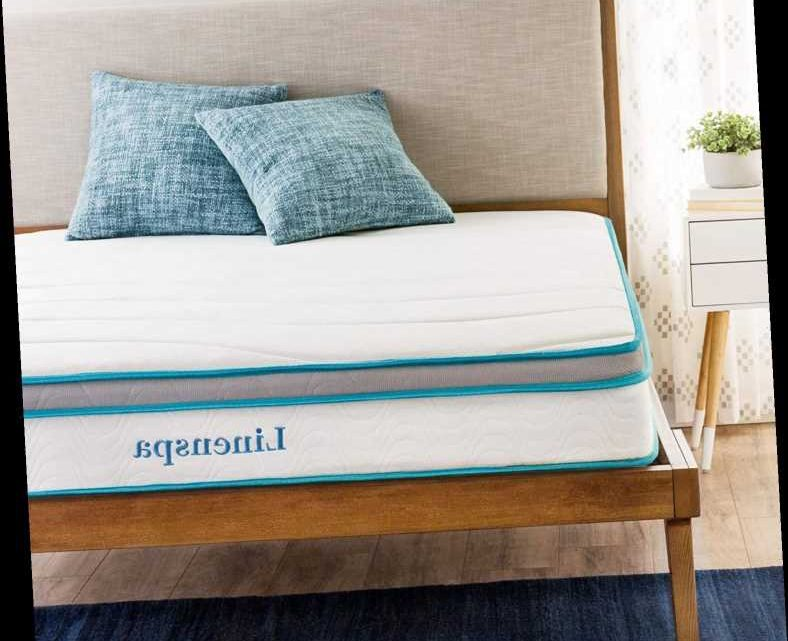 Amazon's Best-Selling Mattress Is Surprisingly Cheap — and It's Earned Over 61,000 Five-Star Ratings