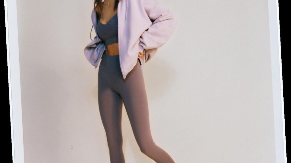 Kendall Jenner Stars in Self-Styled Clothing Campaign for Athleisure Brand Alo Yoga
