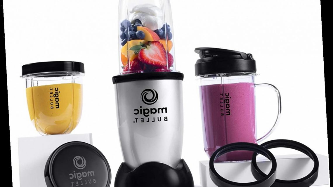 Amazon Shoppers Say the Magic Bullet 'Works Better Than Full-Size Blenders' – and It's on Sale