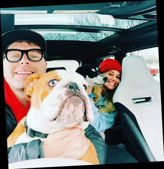 Bobby Bones' Dogs Will 'Have a Spot' in the Wedding Depending 'How Their Training Goes'