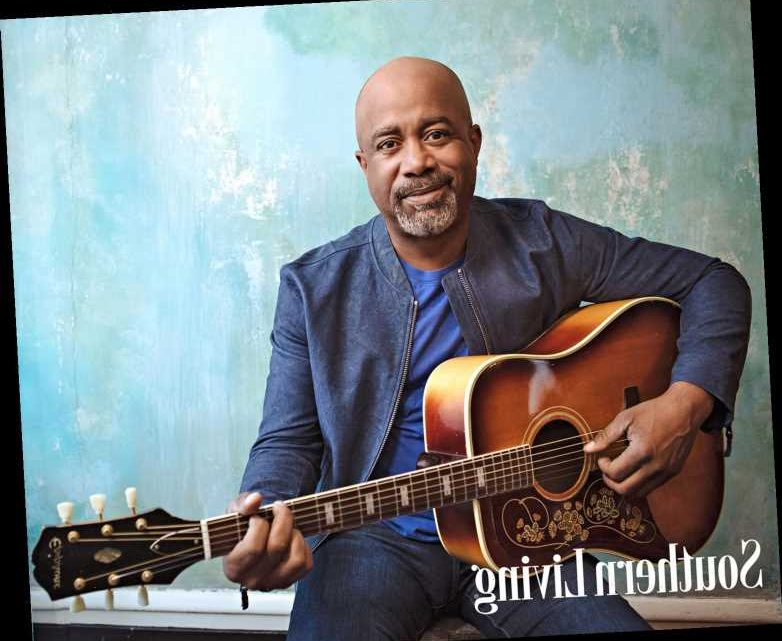 Darius Rucker Reflects on the Lesson of 'Compassion' His Late Mother Taught Him as a Nurse