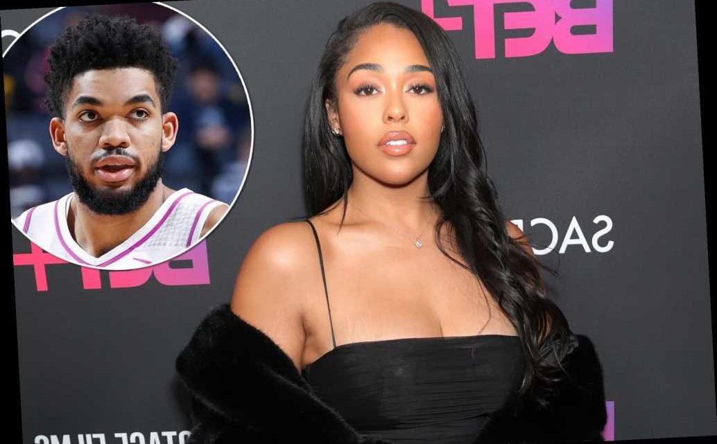 Karl-Anthony Towns teases Jordyn Woods engagement amid cheating rumors