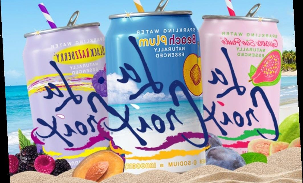La Croix Has Three New Flavors That Scream Summer & We Can't Wait To Try Them