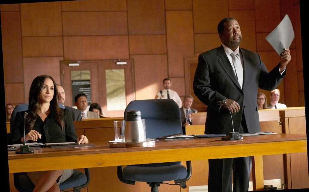 Meghan Markle's former 'Suits' co-star Wendell Pierce rips 'insignificant' TV sit-down