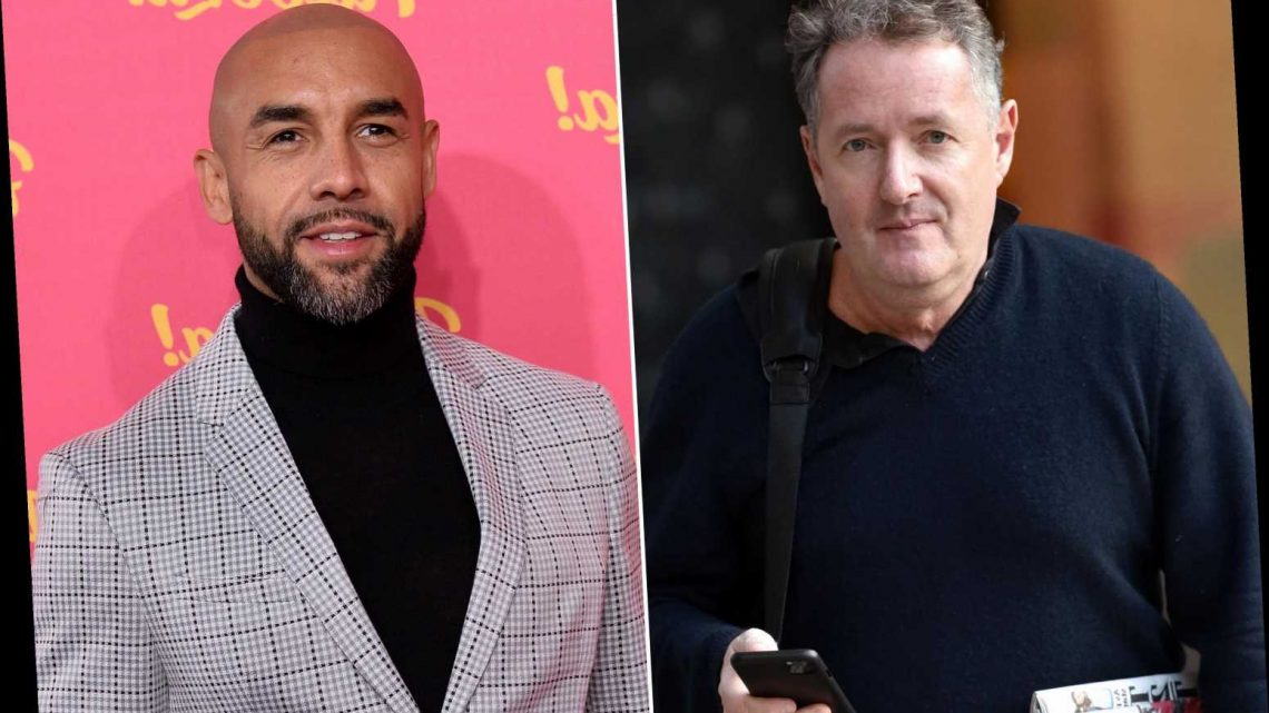 Alex Beresford 'didn't want' Piers Morgan to quit over Meghan Markle confrontation