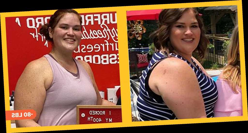 'I Learned To Plan Meals With WW\u2014And Logged Them On iTrackBites\u2014To Lose 80 Pounds'