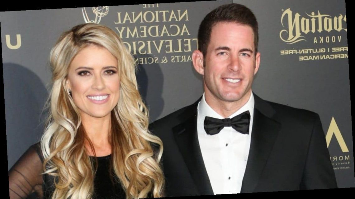 Tarek El Moussa tells ex-wife Christina Haack he's 'the best' she's 'ever had' during playful conversation