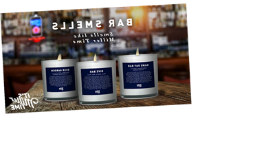 Miller Lite now selling bar-scented candles