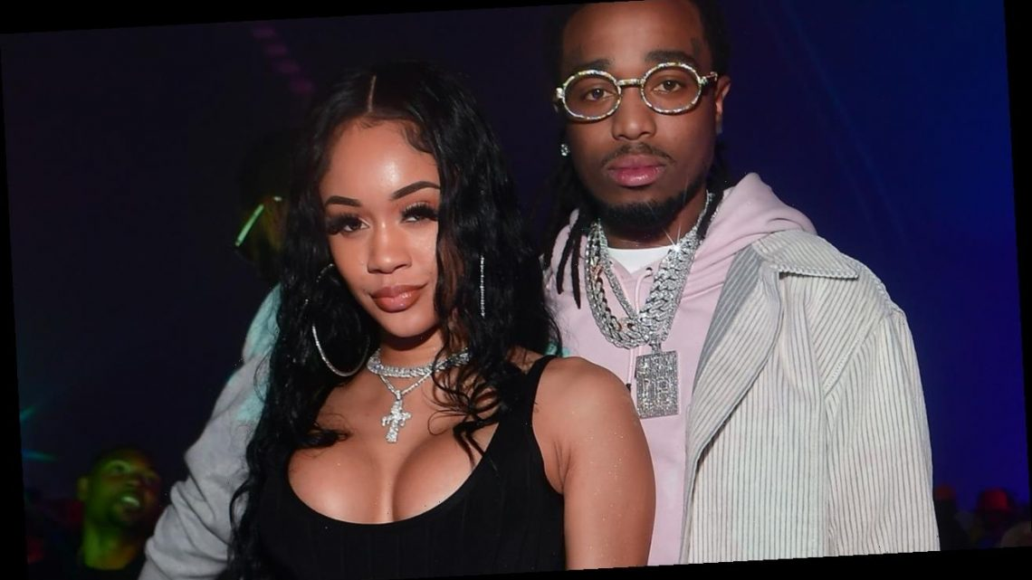 Rapper Saweetie confirms breakup with Quavo: 'I've endured too much betrayal'