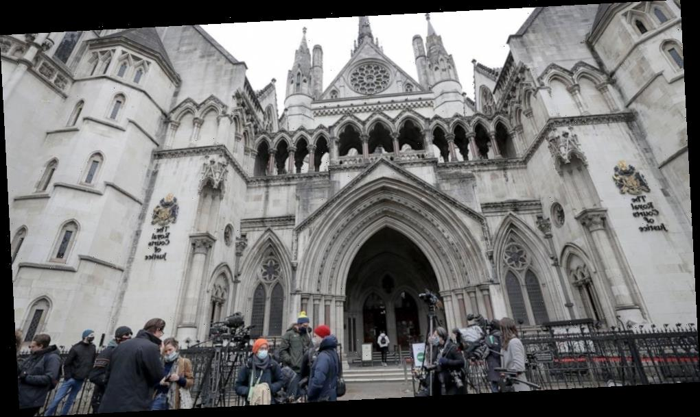 Lawyers for Johnny Depp appeal 'wife beater' ruling in UK