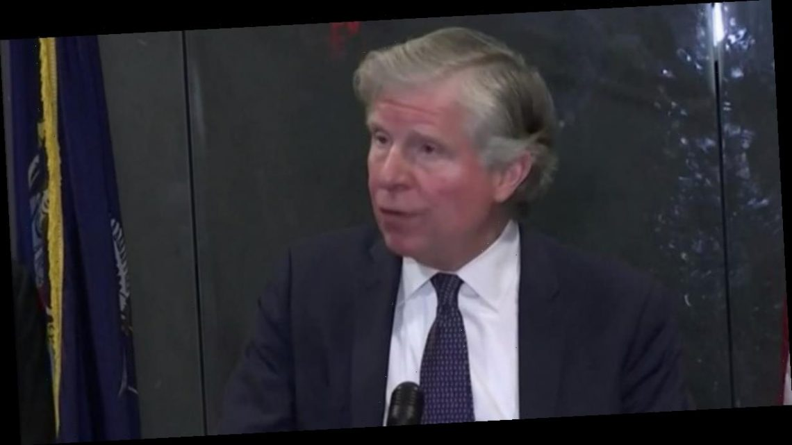Cyrus Vance, prosecutor investigating Trump, won't seek reelection
